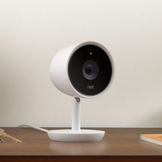 Nest Cam IQ: Smart Security Camera
