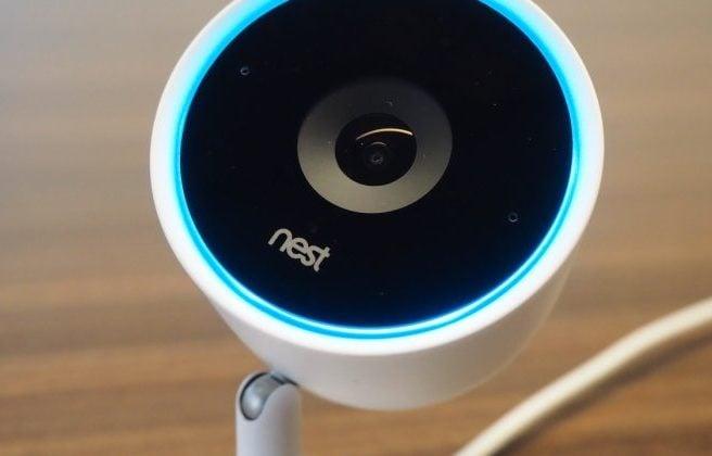 Nest Cam IQ: Smart Security Camera