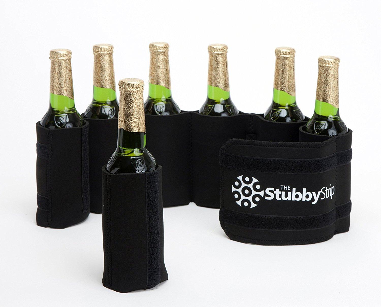Stubby Strip Drink Tote
