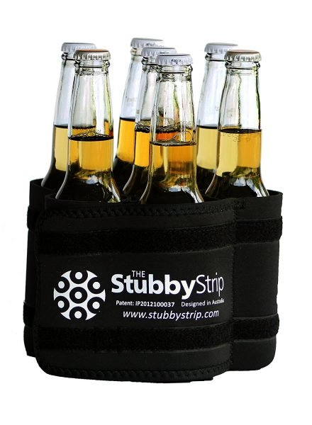Stubby Strip Drink Tote