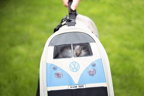 VW T1 Camper Pet Carrier