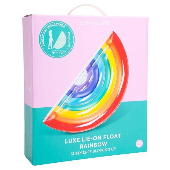 Rainbow Pool Float