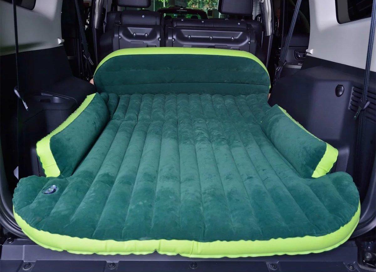Inflatable Car Air Mattress