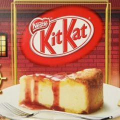 Strawberry Cheesecake Kit Kat