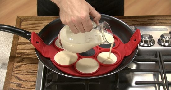 Flippin' Fantastic Mini Pancake Maker