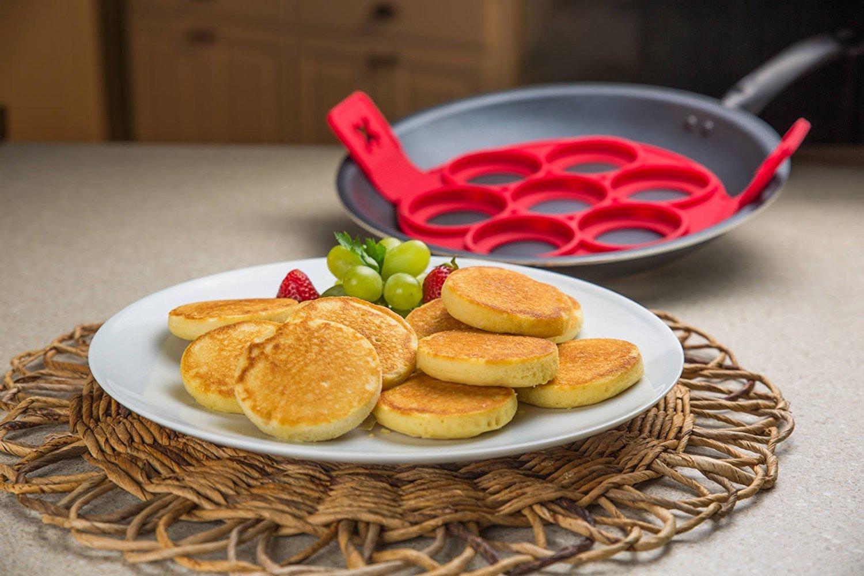Flippin' Fantastic Mini Pancake Maker