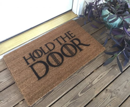 Game of Thrones Door Mat