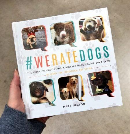 #WeRateDogs Book