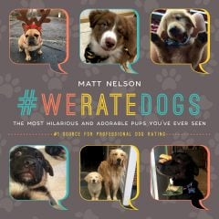 #WeRateDogs Book