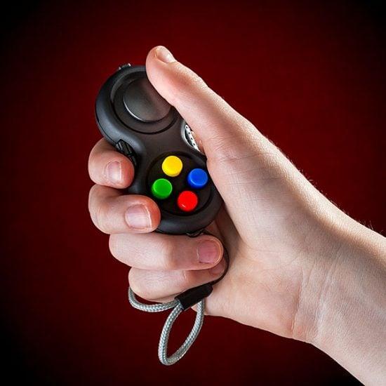Fidgety Controller