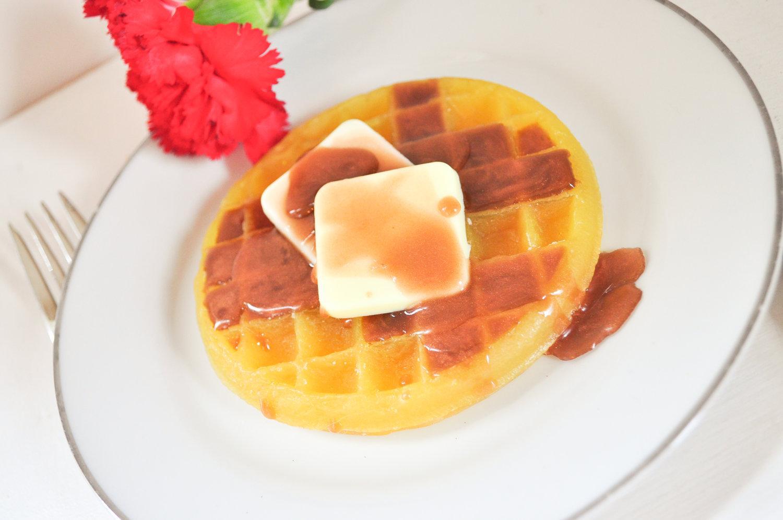 Waffle Shaped Soap