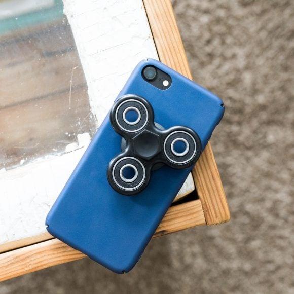 iPhone Fidget Spinner Case