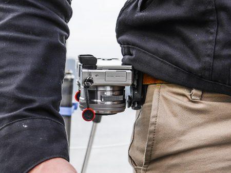 Quick Release Camera Clip