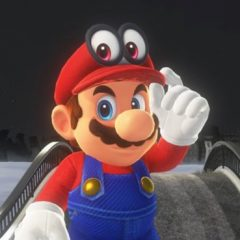 Super Mario Odyssey Cappy Hat