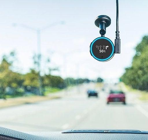 Garmin GPS with Alexa