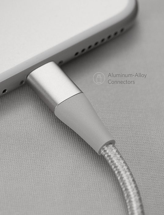 Indestructible iPhone Charging Cable