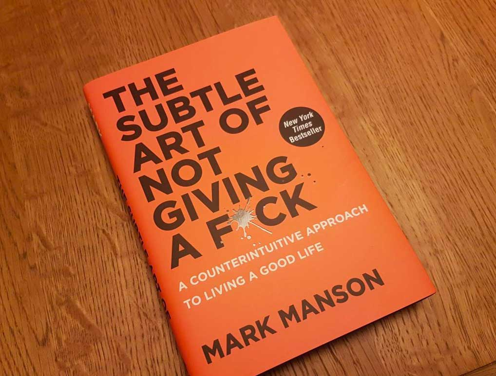 gratsioschel • Blog Archive • The subtle art of not giving a fck