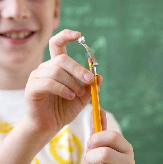 Pencil Slingshot