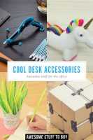 Cool Office Supplies // Awesome Stuff to Buy