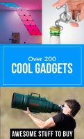 Cool Gadgets // Awesome Stuff to Buy
