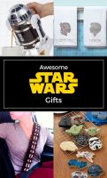 Star Wars Gifts // Awesome Stuff to Buy