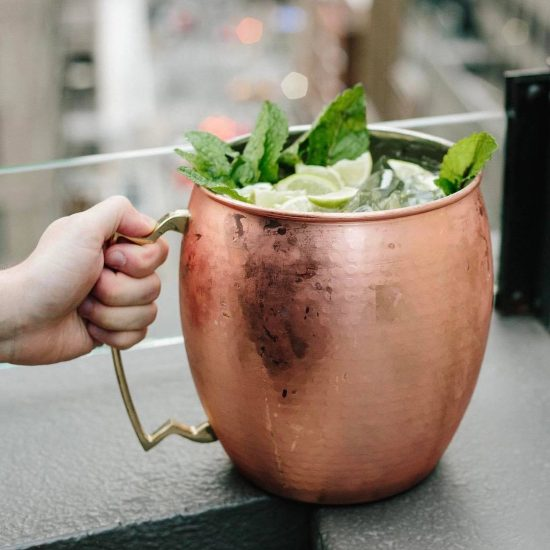 Giant Moscow Mule Mug