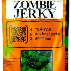 Zombie Beef Jerky