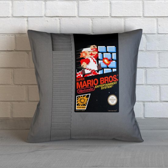 NES Cartridge Pillows