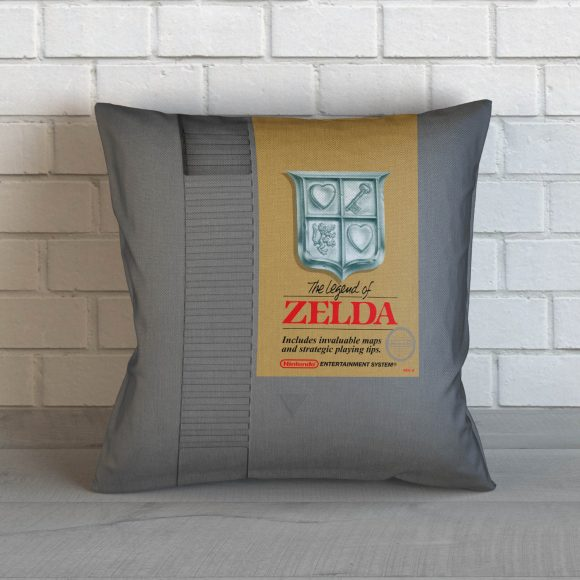 NES Cartridge Pillows