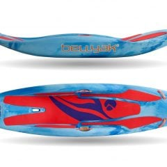 Bellyak: Laydown Kayaks