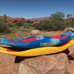 Bellyak: Laydown Kayaks