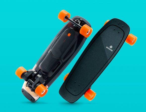 Boosted Board Mini S: Electric Skateboard