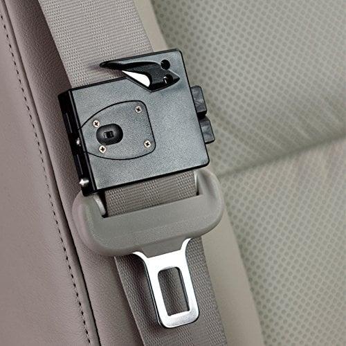 Clip-On Seat Belt Cutting Multi-Tool