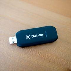 Elgato CamLink: Use Your Camera as a Webcam