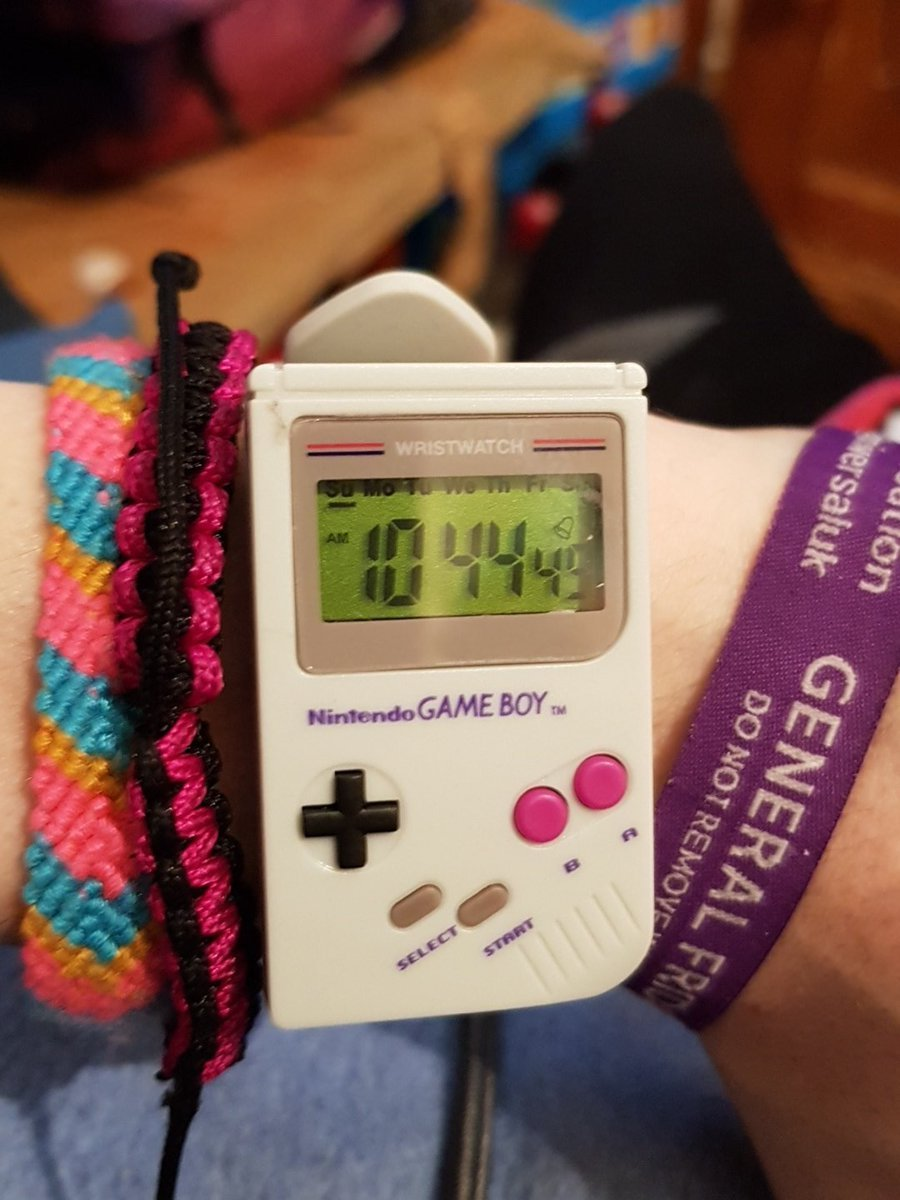 Game Boy Watch