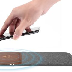 MousePad+: Portable Wireless Charging Mouse Pad