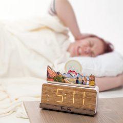 Rick and Morty Screaming Sun Alarm Clock