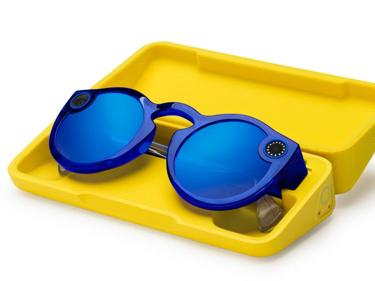 Snapchat Spectacles v2