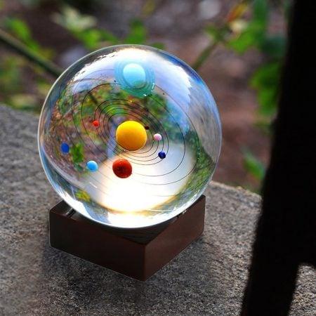 Solar System Crystal Ball