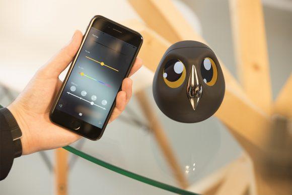 Ulo The Interactive Surveillance Camera