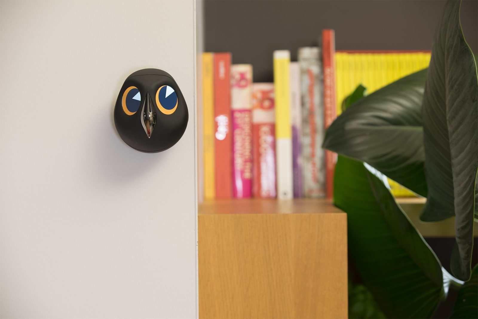 Ulo – The Interactive Surveillance Camera
