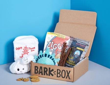 BarkBox: Monthly Dog Toys & Treats