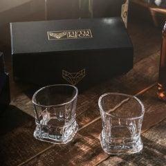 Crystal Whiskey Glasses
