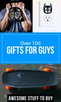Gifts for Guys // Awesome Stuff to Buy