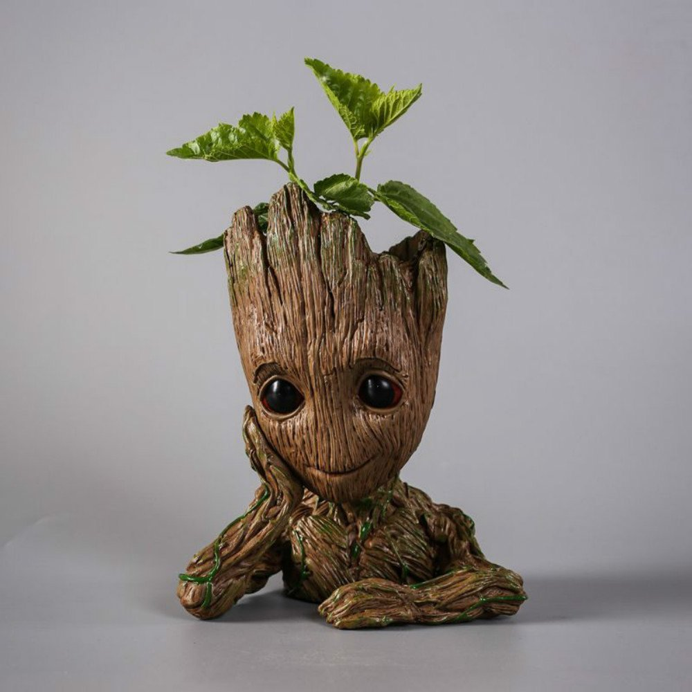 Groot Man Planter Pot