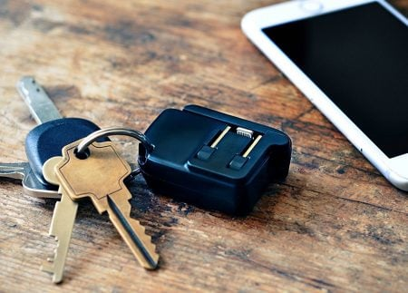 Keychain iPhone Charger