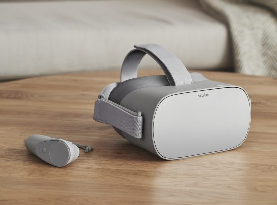 Oculus Go: VR Without a Phone or Computer
