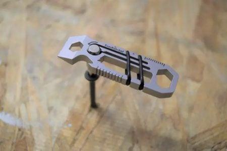 EverRatchet: Ratchet Keychain Tool
