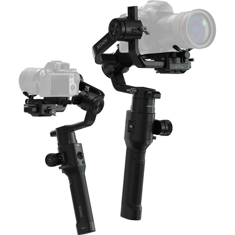 DJI Ronin-S: Camera Stabilizer