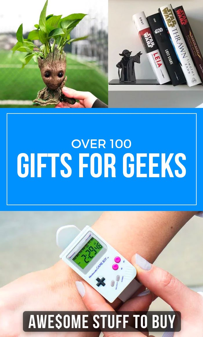Gifts for Geeks // Awesome Stuff to Buy